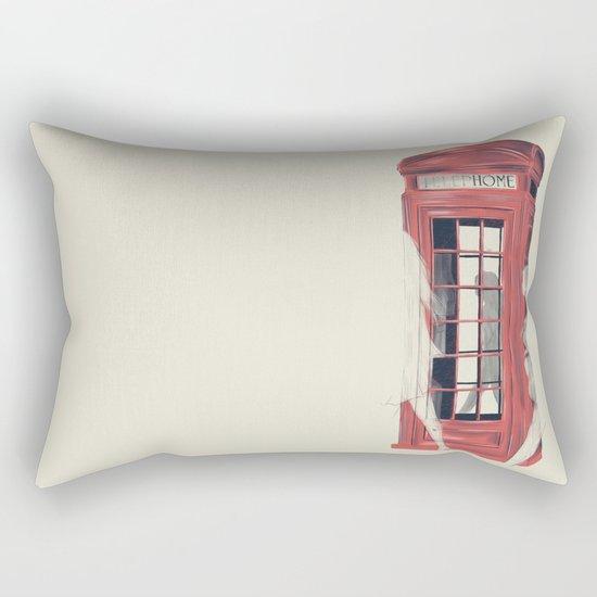 No Place Called Home Rectangular Pillow