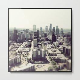 downtown seattle Metal Print