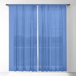 Absolute Zero Sheer Curtain