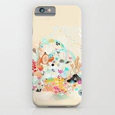 under the water wonderland iPhone 6 Slim Case
