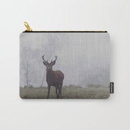 Foggy Richmond Park Carry-All Pouch