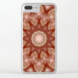 Magic Melody Clear iPhone Case