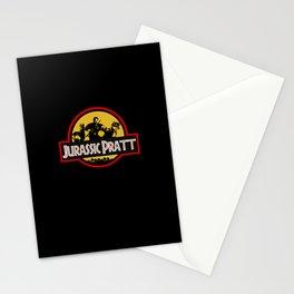Jurassic Pratt Stationery Cards