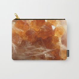 Soft Citrine Carry-All Pouch