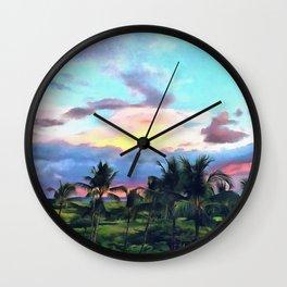 Kamuela Wall Clock