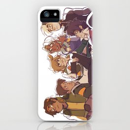 Paladins Pls iPhone Case