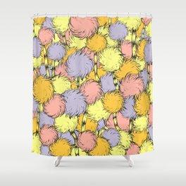 Truffula Shower Curtain