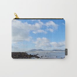 an adventure with a view Carry-All Pouch