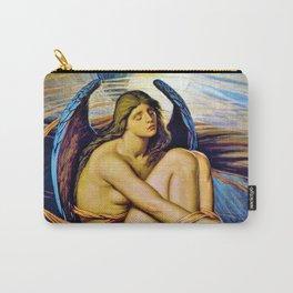 Soul In Bondage - Elihu Vedder Carry-All Pouch