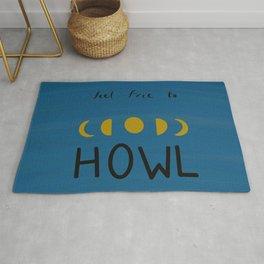 Moon Howler Rug