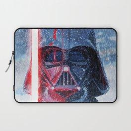 Darth Vader Storm Laptop Sleeve