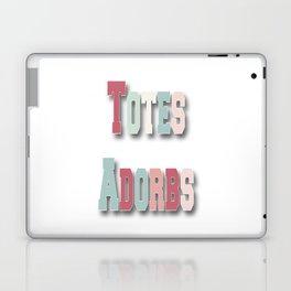 Totes Adorbs Laptop & iPad Skin