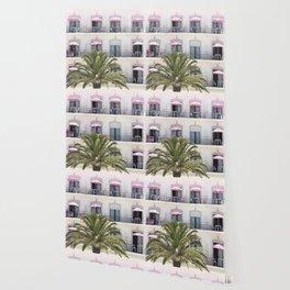 Life in Pink Wallpaper