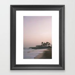 Cape Coast Ghana Framed Art Print