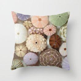 Urchin A Plenty... Throw Pillow