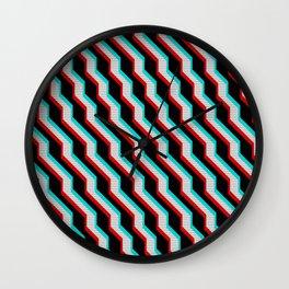 min23 3D Wall Clock