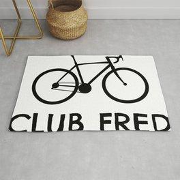 Club Fred Cycling Rug