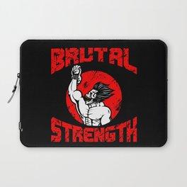 BRUTAL STRENGTH II Laptop Sleeve
