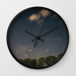 light up the night Wall Clock