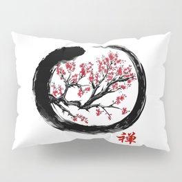 Japanese ENSO ZEN Buddhist SHIRT Pillow Sham