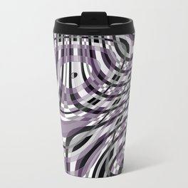 Abstract 360 Travel Mug