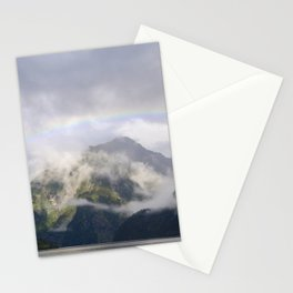 Rainbow to Nowhere Stationery Cards