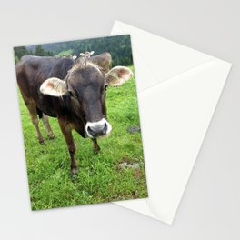 Peeping Cow Stationery Cards
