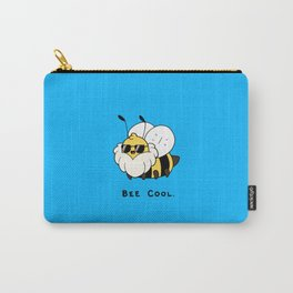 Bee Cool Carry-All Pouch