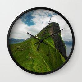 Trøllanes I Wall Clock