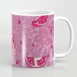 Crushed Pomegranate Coffee Mug