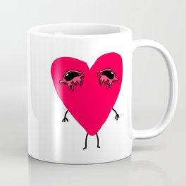 The Heart Coffee Mug