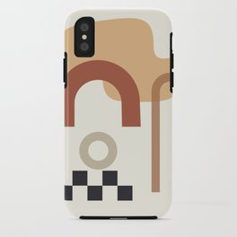 // Shape study #23 iPhone Case