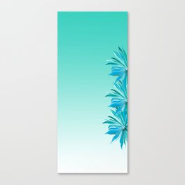 Topical Breeze Canvas Print