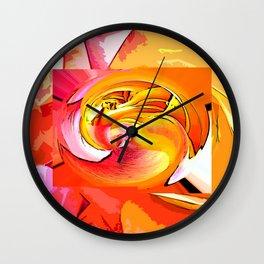 colors feeling Wall Clock