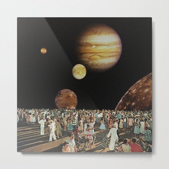 Planetarium  Metal Print