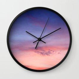 Sunset 3854 Wall Clock