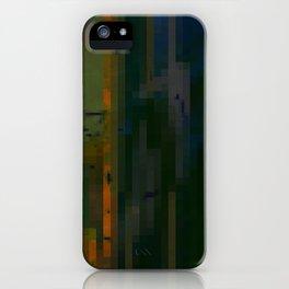 Verticals iPhone Case