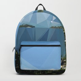 The Color of Travel : Bora Bora Backpack