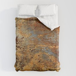 Beautiful Rust Bettbezug