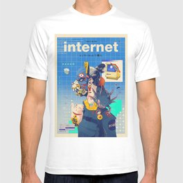 Internet Procrastination T-shirt