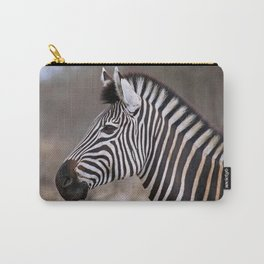 The Zebra - Africa wildlife Carry-All Pouch