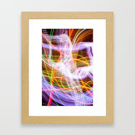 Venus Sunrise Framed Art Print