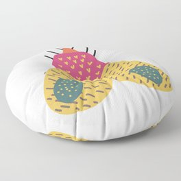 Moth Floor Pillow