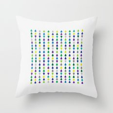 Arrows by the million Throw Pillow