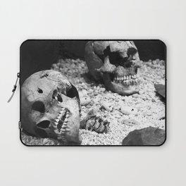 Aztec Skull 2 Laptop Sleeve