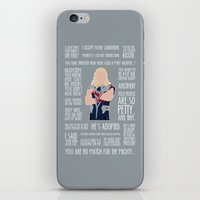 thor iPhone & iPod Skins featuring Thor by MacGuffin Designs
