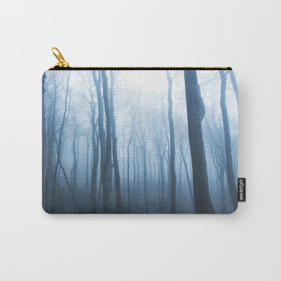 Foggy Woods #society6 #buyart Carry-All Pouch