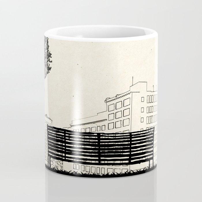 Tom's Favourite Spot —Angels Knoll Park, LA —(500) Days of Summer Coffee Mug
