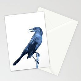In the middle of nowhere: now, here Stationery Cards