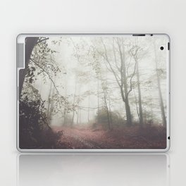 Autumn paths II - Landscape and Nature Photography Laptop & iPad Skin
